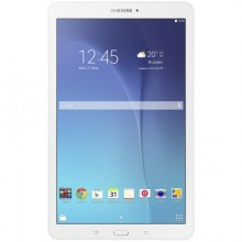 Galaxy Tab E White WiFi  9.6'' QC 1.5GB 8GB 5MP 5000mAh