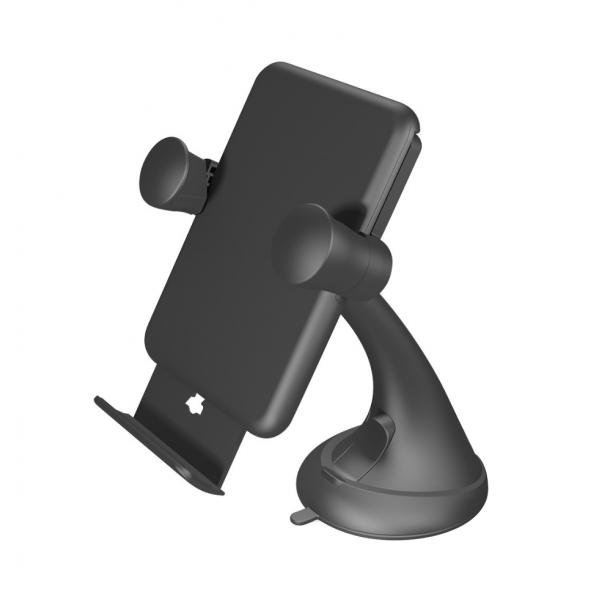 Incarcator ZENS Auto Wireless Window / Dashboard Black
