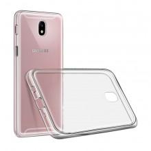 Husa de protectie slim CYOO Samsung Galaxy J7 (2017) (bulk), Clear