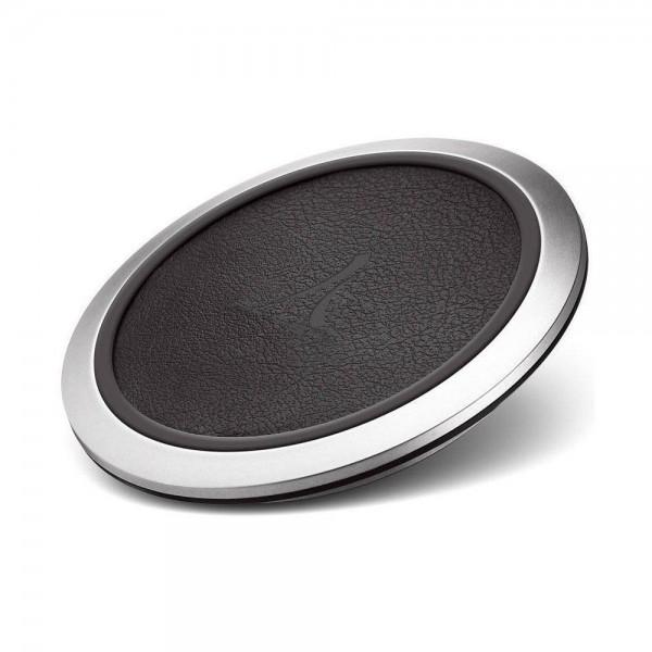 Incarcator wireless fast charge AKASHI 10W Qi Black/ Silver