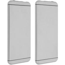 Acumulator extern ultra-slim AKASHI aluminium 5000mAh Silver