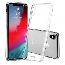 Husa Slim iPhone Xs Max NEVOX StyleShell Flex Clear