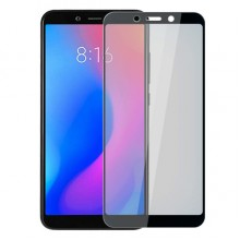 Folie de protectie AKASHI Xiaomi Mi A2 full screen 3D Black
