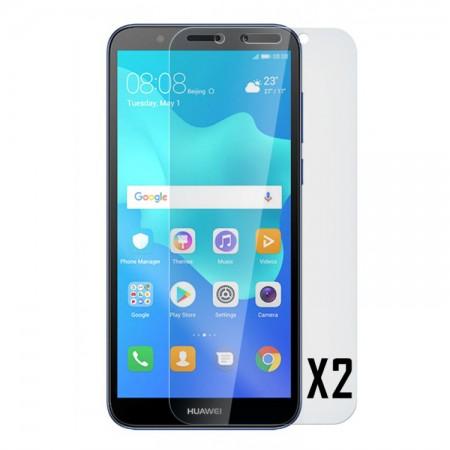 2 Folii de protectie pentru Huawei Y5 2018 AKASHI