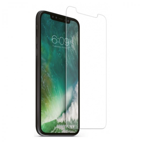Folie de sticla securizata NEVOX NevoGlass+ pentru Apple iPhone 12 Pro / iPhone 12, Clear