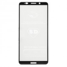 Folie de sticla 5D Full Cover Huawei Mate 10 Pro Full Glue Black