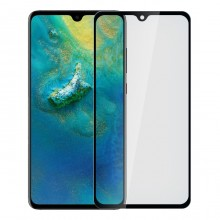 Folie de protectie Huawei Mate 20 full screen 3D AKASHI Black