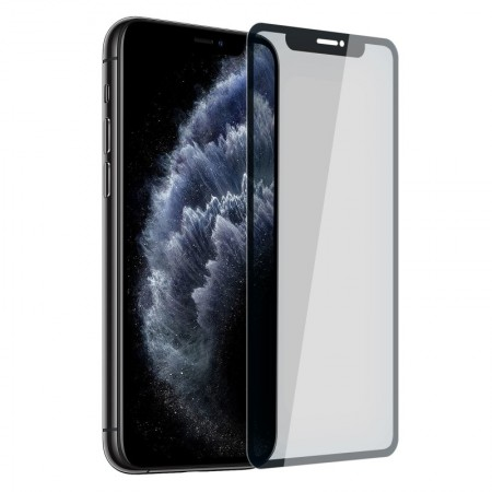 Folie de sticla full screen 3D AKASHI TEMPERED GLASS pentru Apple iPhone 11 Pro