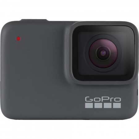 Camera video sport GoPro HERO7, 4K, GPS, Silver Edition