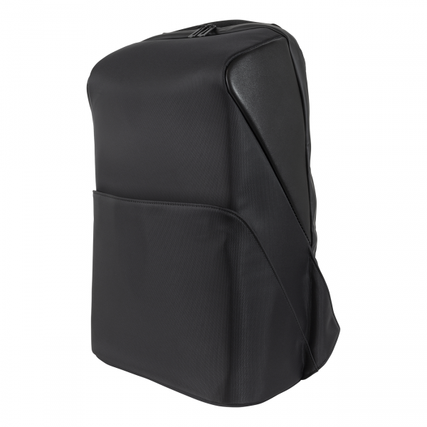 "Rucsac laptop DELTACO OFFICE, 15,6"", impermeabil, model antifurt, 20L, negru"