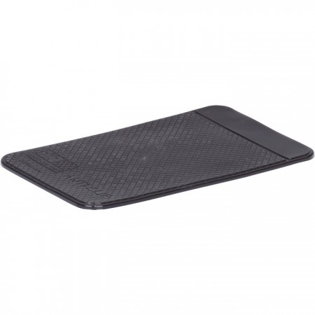 Pad Antialunecare HR-imotion self-adhesive anti-slip Mat, 144x89x3 mm, black