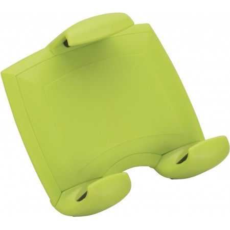 Suport auto cu prindere in ventilatie HR GRIP Quicky Air Pro, 58 - 84mm, green