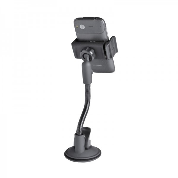 Suport auto universal 360 flexibil AKASHI CAR HOLDER MOUNT, Black