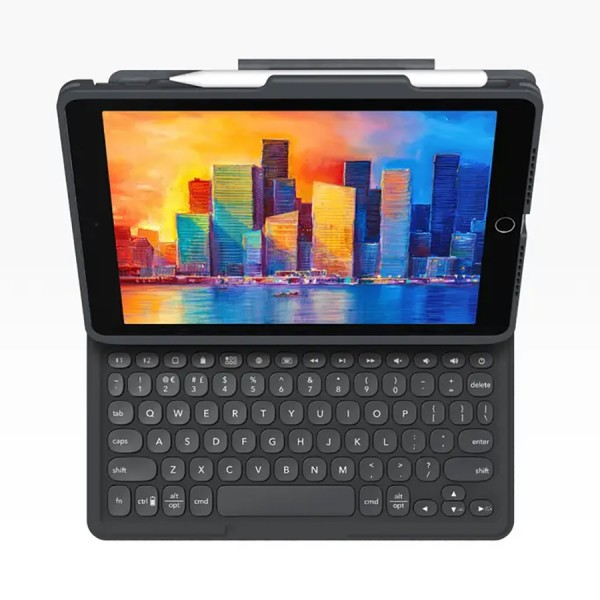 "Husa cu tastatura iluminata ZAGG Pro Keys pentru Apple iPad Air 4 (10.9"")"