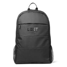 "Rucsac laptop slim L33T GAMING, 15,6"", nylon, negru"