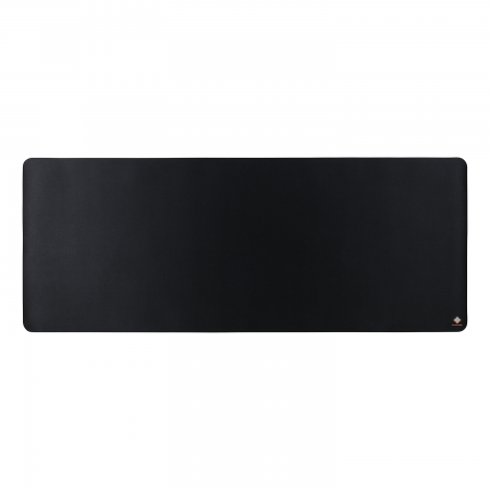 Mousepad de gaming DELTACO GAMING Extra Wide, 900x360x2mm, neopren lavabil, negru