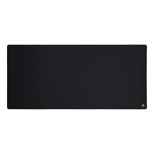 Mousepad gaming DELTACO GAMING XXL, 1200x600x4mm, margini cusute, suprafata de panza, Black