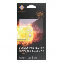 Folie de protectie sticla DELTACO GAMING pentru Nintendo Switch Lite, clear