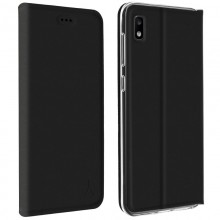 Husa book Samsung Galaxy A10, AKASHI, Black