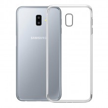Husa Samsung Galaxy J6 Plus 2018 Ultra Soft TPU AKASHI Clear