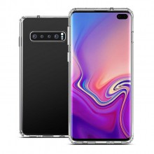 Husa de protectie Ultra Slim Samsung Galaxy S10 Plus Clear