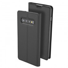 Husa book Samsung Galaxy S10 Plus NEVOX Vario, Basalt Grey