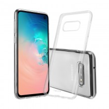 Husa de protectie Ultra Slim Samsung Galaxy S10e Clear Transparent