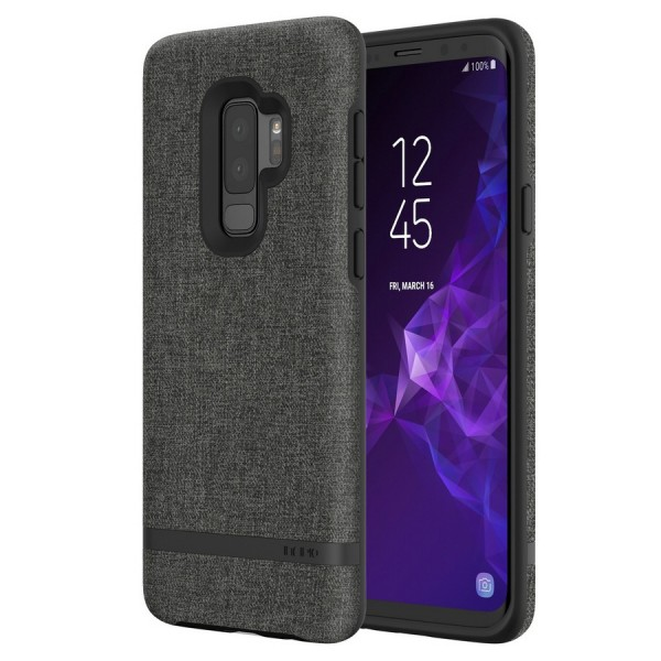 Husa Incipio [Esquire Series] Carnaby Samsung Galaxy S9 Plus Grey