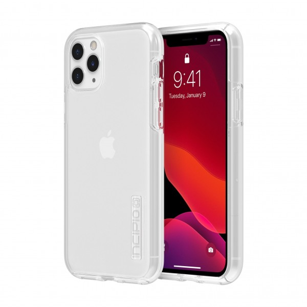 Husa antisoc Incipio DualPro pentru Apple iPhone 11 Pro Max, Clear
