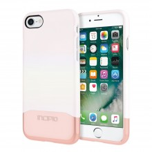 Husa Apple iPhone 8/7 Incipio Edge Chrome White/Rose Gold
