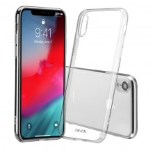 Husa Slim Apple iPhone Xr NEVOX StyleShell Flex Clear