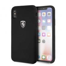 Husa Ferrari Off Track Apple iPhone XR Black