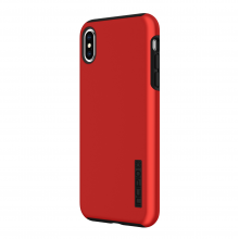 Husa Apple iPhone Xs Max dual layer Incipio DualPro Red/Black