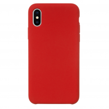 Husa iPhone Xs/X silicon JT Berlin Steglitz Red