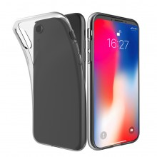 Husa de protectie slim de silicon Apple iPhone Xs Max CYOO Clear (bulk)