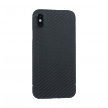 Husa de Carbon Magnet Apple iPhone Xs NEVOX Black