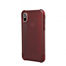 Carcasa, husa UAG Apple iPhone X, Plyo Crimson Red, rosu