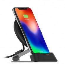 Incarcator wireless fast charge 10W Mophie charge stream desk stand