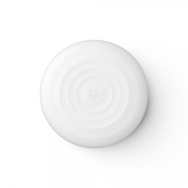 Incarcator wireless fast charge Adam Elements OMNIA Q, Alb / 7 culori, 10W, Black