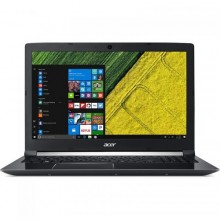 "Laptop Acer Aspire 7 A715-71G, nVidia GeForce GTX 1050 2GB, RAM 4GB, HDD 1TB, Intel Core i5-7300HQ, 15.6"", Linux, Black"