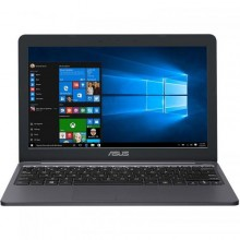 "Laptop ASUS VivoBook E12 E203NA-FD111TS, Intel HD Graphics 500, RAM 4GB, eMMC 32GB, Intel Celeron Dual-Core N3350, 11.6"", Windows 10, Star Grey + Office 365 licenta Personala 1an"