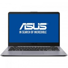 "Laptop ASUS VivoBook Pro 15 N580VD-FY679, nVidia GeForce GTX 1050 2GB, RAM 8GB, HDD 500GB + SSD 128GB, Intel Core i7-7700HQ, 15.6"", Endless OS, Grey"