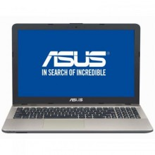 "Laptop ASUS VivoBook X541UA-GO1376, Intel HD Graphics 620, RAM 4GB, HDD 500GB, Intel Core i3-7100U, 15.6"", Endless OS, Chocolate Black"