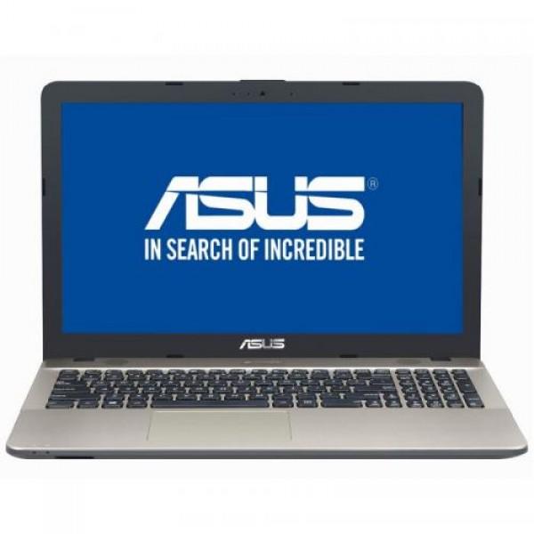 "Laptop ASUS VivoBook X541UA-GO1376, Intel HD Graphics 620, RAM 4GB, HDD 500GB, Intel Core i3-7100U, 15.6"", Endless OS, Chocolate Black"