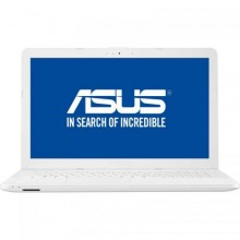 "Laptop ASUS X541NA-GO010, Intel HD Graphics 500, RAM 4GB, HDD 500GB, Intel Celeron Dual Core N3350, 15.6"", Free Dos, White"