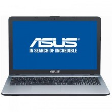 "Laptop Asus X541NA-GO017, Intel HD Graphics 500, RAM 4GB, HDD 500GB, Intel Celeron Dual Core N3350, 15.6"", Endless OS, Silver"