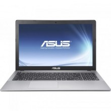 "Laptop ASUS X550VX-GO636D, nVidia GeForce GTX 950M 2GB, RAM 4GB, HDD 1TB, Intel Core i5-7300HQ, 15.6"", Free Dos, Black-Silver"