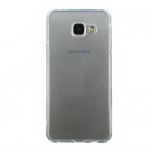 Husa de protectie slim de silicon CYOO Samsung Galaxy A3 (2016) Clear (bulk)