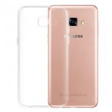 Husa de protectie slim de silicon CYOO Samsung Galaxy A5 (2017) Clear