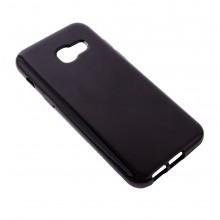 Husa de protectie slim de silicon CYOO Samsung Galaxy A3 (2017) Black